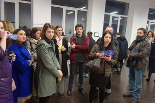 Выставка достижений украинского медиаискусства в Москве.