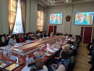 Міжнародна науково-практична конференція: «Громадський активізм українських мігрантів Європи: згурто