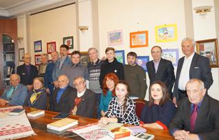 З нагоди Всесвітнього дня поезії 21 березня у Національному культурному центрі України у м. Москві в