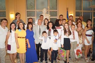 28 червня у Національному культурному центрі України у м. Москві відбулися урочистий вечір та концер
