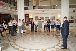 22 червня в Національному культурному центрі України у м. Москві відбулося відкриття фотодокументаль