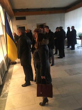 85-ті роковини Голодомору 1932-1933 років в Україні