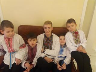 Наші діти на Всеросійському конкурсі на краще читання творів Тараса Шевченка