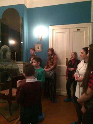 Екскурсія в Дім-музей М.В. Гоголя