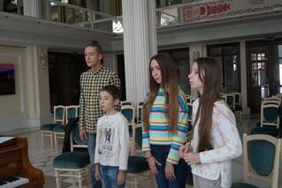 Початок навчального року в українській школі ім. П. Поповича