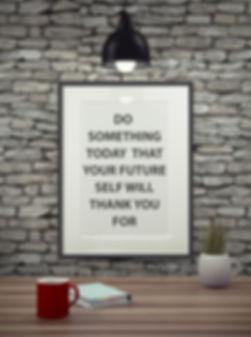 Personal Development slogan