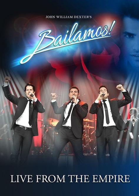 "Latin Fury! ""Bailamos"" DVD"