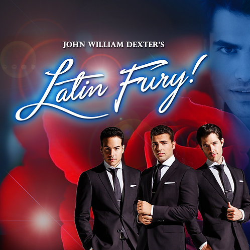 LATIN FURY! CD