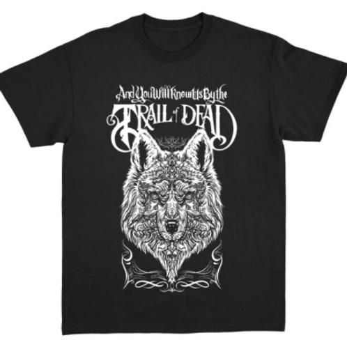 "TOD: ""Wolf"" Black  T-Shirt"