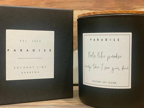 Paradise Candle