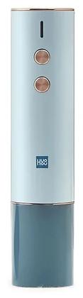 Электрический штопор для вина Xiaomi Huo Hou Electric Wine Opener, голубой