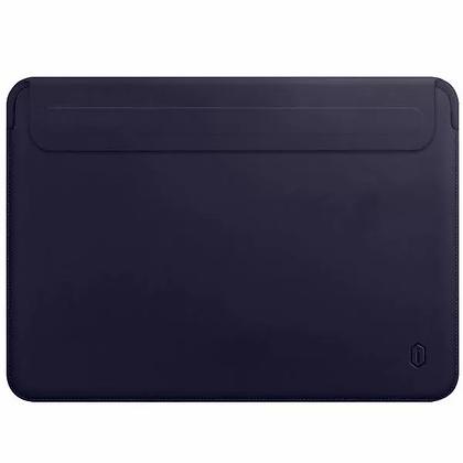 """Чехол-папка WiWU Skin Pro II для ноутбука 13"""", темно-синий"""