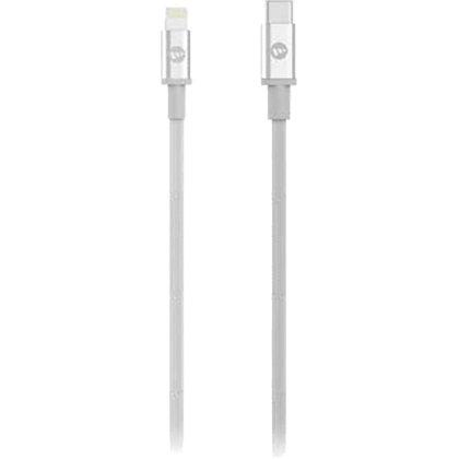 Кабель Mophie USB-C to Lightning Cable (1,8 метра) белый