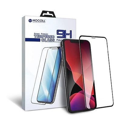 Высокопрочное матовое защитное стекло Mocoll 2.5D Matte для iPhone 12 Pro Max