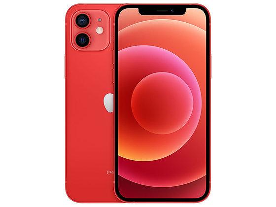 Apple iPhone 12 mini 256GB (PRODUCT) RED