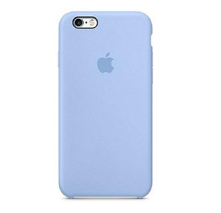 Силиконовый чехол для iPhone 6/6s, цвет лиловый