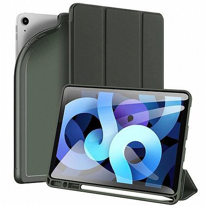 Чехол Dux Ducis Osom Series для iPad Air 10.9 (2020) тёмно-зелёный