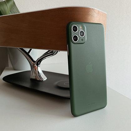 Ультратонкий чехол K-DOO AirSkin (Green)  для iPhone 11 Pro Max