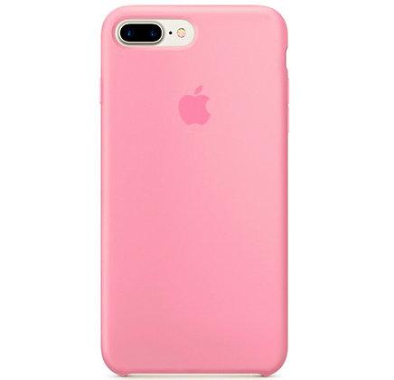 Силиконовый чехол для iPhone 8 Plus/7 Plus, цвет bubblegum