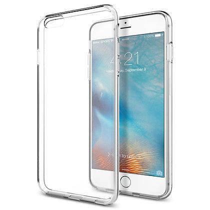 Прозрачный силиконовый чехол для iPhone 6 / 6S
