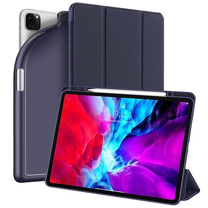 "Чехол Dux Ducis Osom Series (pen slot) для iPad Pro 12.9"" (2020-21), тёмно-синий"