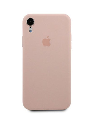 Slim case 360 на iPhone XR, цвет светло розовый