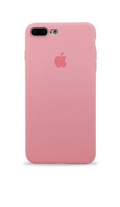 Slim case 360 на iPhone 7 Plus/8 Plus, цвет розовый