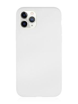 Силиконовой чехол VLP для iPhone 11 Pro, белый