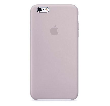 Силиконовый чехол для iPhone 6/6s, цвет лавандовый