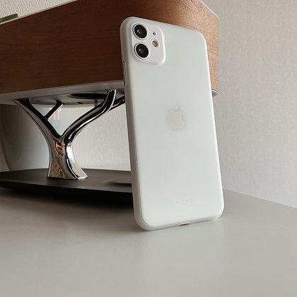 Ультратонкий чехол K-DOO AirSkin (White)  для iPhone 11