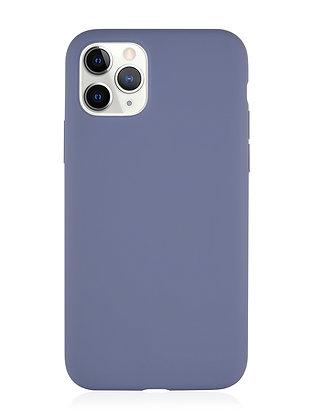 Силиконовой чехол VLP для iPhone 11 Pro, лавандовый