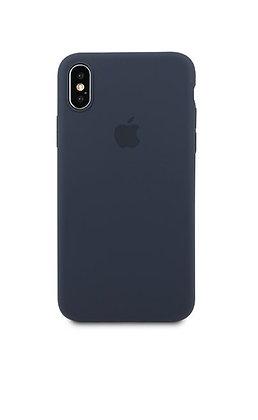 Slim case 360 на iPhone X/XS, цвет темно синий