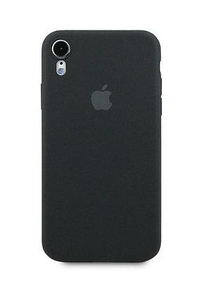 Slim case 360 на iPhone XR, цвет черный