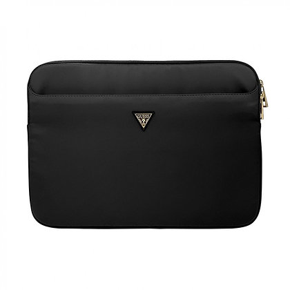 "Чехол-папка Guess Nylon computer sleeve with Triangle для ноутбука 13"", черный"