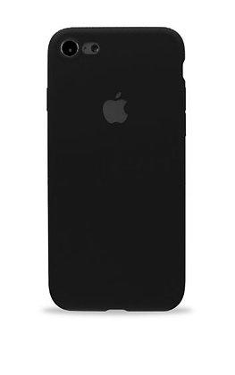 Slim case 360 на iPhone 7/8, цвет черный