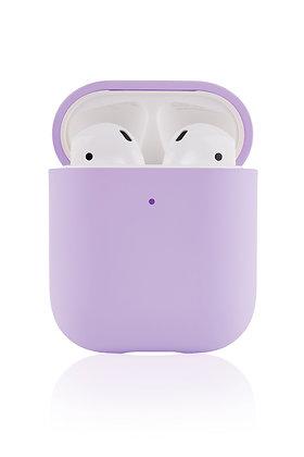 Чехол VLP для AirPods (1-2 series), фиолетовый
