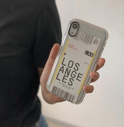 Чехол Travel Los Angeles