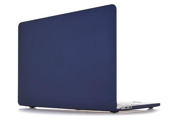 "Чехол VLP Plastic Case для MacBook Pro 13"" с и без Touch Bar (USB-C) темно-синий"