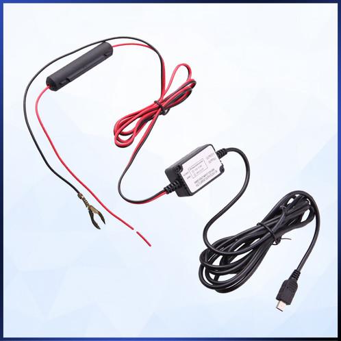 dash cam mini usb hardwire kit 10ft USB Wire Color Diagram