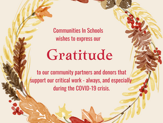 With Gratitude from CIS