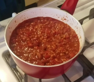 Inspiration Soup- Vegetarian Chili & The SECRET INGREDIENT for getting what you want