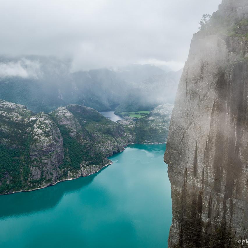 Путешествие фотографа по Норвегии