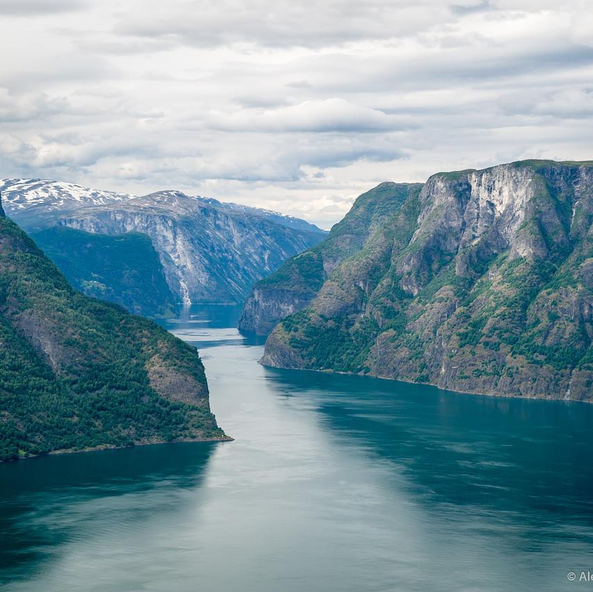 Фотограф в путешествии по Норвегии