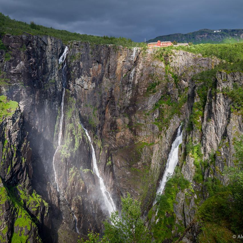 Travel фотография, Ворингфоссен