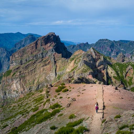 Фото: Pico Arieiro, Мадейра