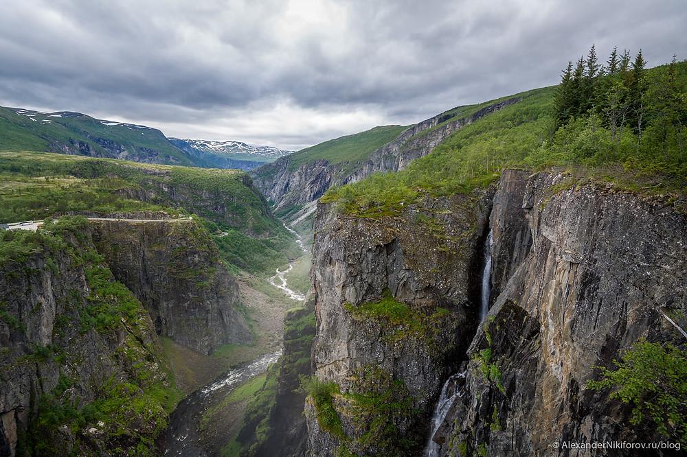 Travel фотограф. Путешествие в Норвегию.
