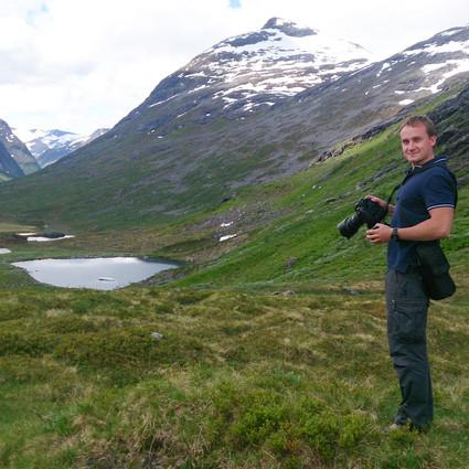 Фото: Норвегия, Кьераг