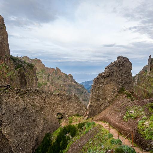 Фотосъемка горных пейзажей