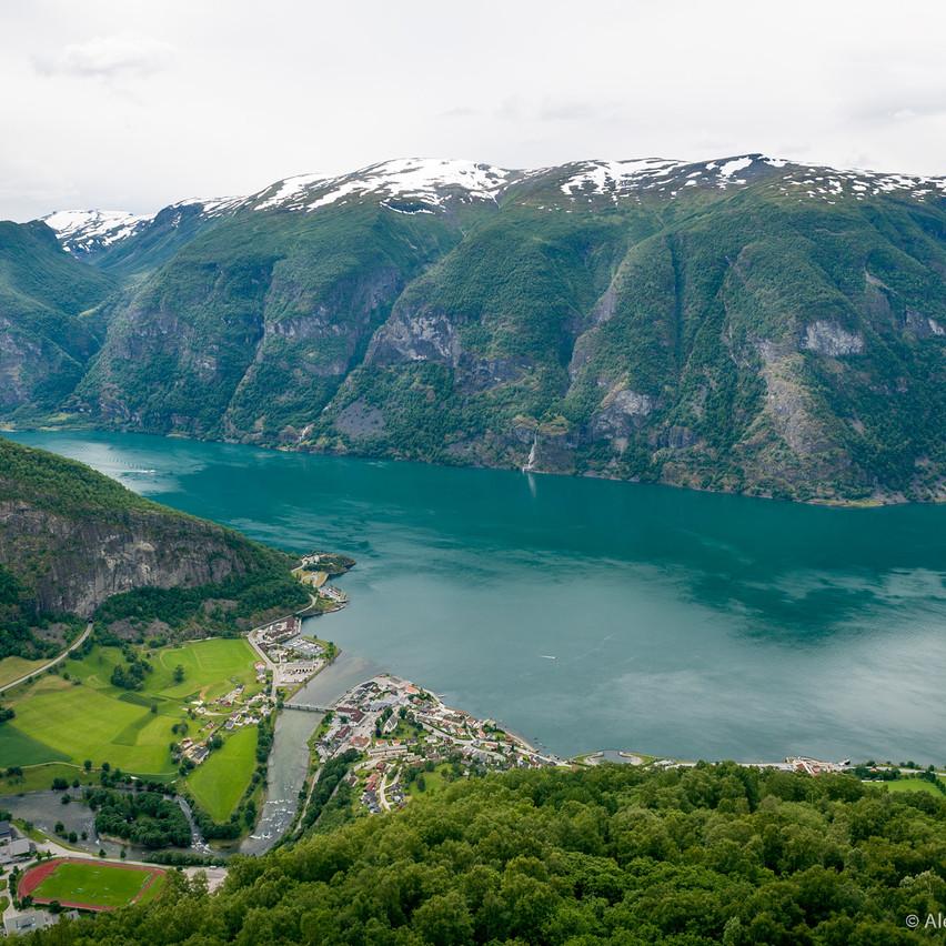 Фьорды Норвегии, фото