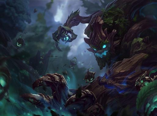 New Champion Maokai Revealed in Legends of Runeterra